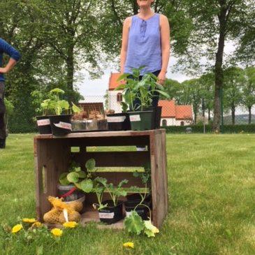 Bilder från Växtbytardagen den 12:e maj 2018